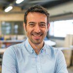 photo de Fabrice Poncet, fondateur de la Fabrique
