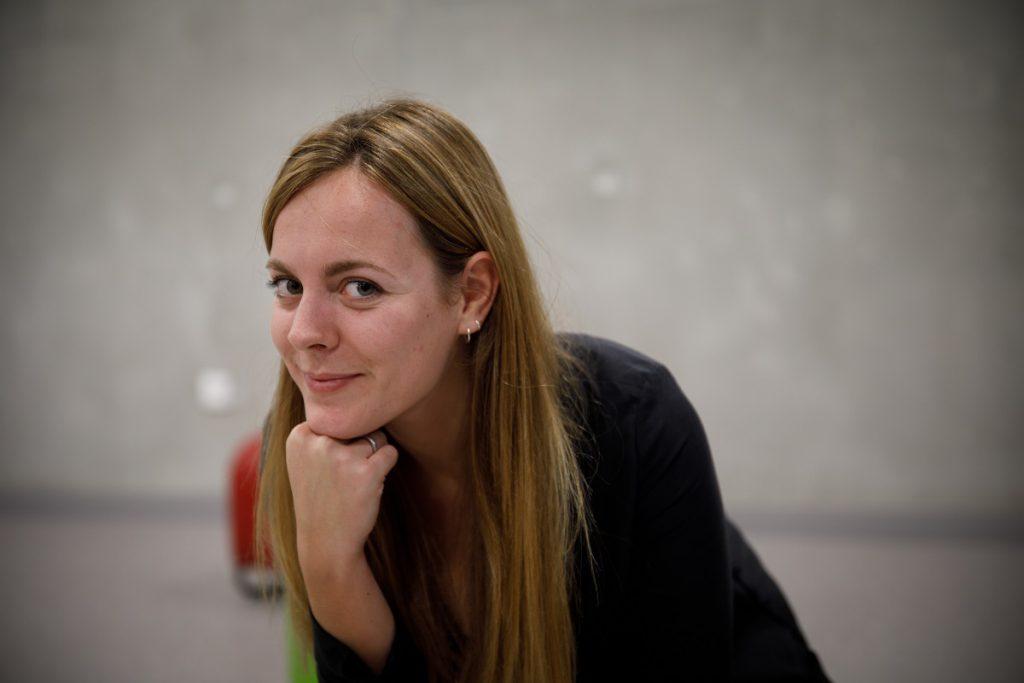 Josepha Poret, en charge des programmes Accélération et hors métropoles