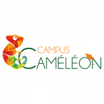logo campus cameleon, programme incubation ronalpia lyon
