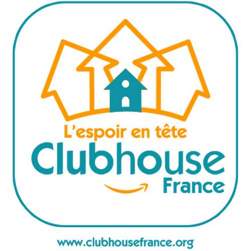 logo clubhouse, programme Implantation Ronalpia avec la france sengage