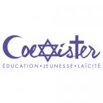 Logo Coexister, accompagné par Ronalpia Lyon