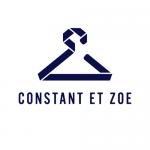Logo constant et zoe, accompagné par Ronalpia Lyon