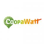 Logo Coopawatt, accompagné par Ronalpia Lyon
