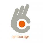 Logo Entourage, accompagné par Ronalpia Lyon