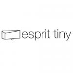 Logo Esprit Tiny, accompagné par Ronalpia Saint-Etienne