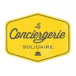 Logo La conciergerie solidaire, accompagnée par Ronalpia