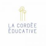 Logo La Cordée éducative, accompagnée par ROnalpia Lyon