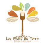 Logo Les fruits de terre, accompagné par Ronalpia Lyon
