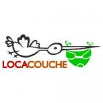 Logo Locacouche, accompagné par Ronalpia Lyon