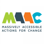 Logo Maac Lab, accompagné par Ronalpia Lyon