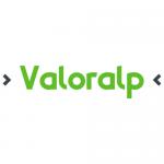 LOgo Valoralp, accompagné par Ronalpia Grenoble
