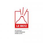 logo B612 partenaire de ronalpia
