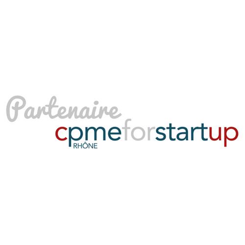logo CPME for startup partenaire de ronalpia