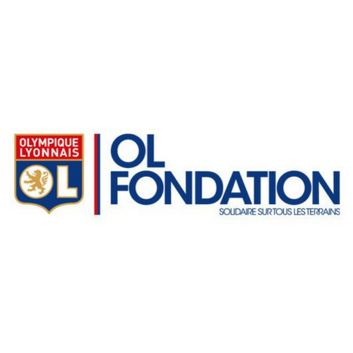 logo OL fondation partenaire de ronalpia