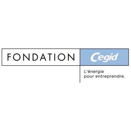 logo fondation cegid partenaire de ronalpia