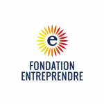 logo fondation entreprendre partenaire de ronalpia