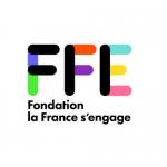 logo fondation france sengage partenaire de ronalpia