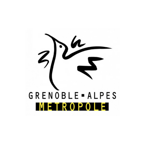 logo metropole grenoble partenaire de ronalpia