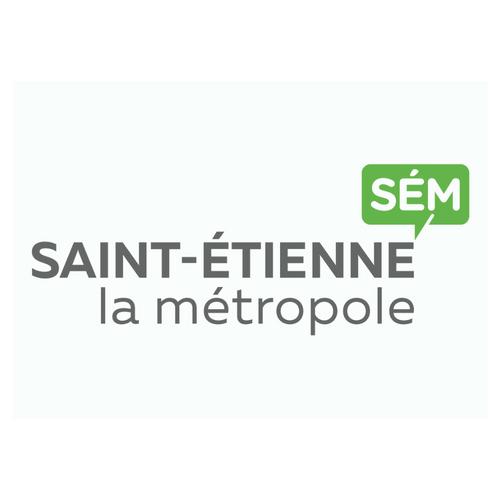 logo saint etienne metropole partenaire de ronalpia
