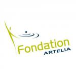 logo fondation artelia, partenaire de ronalpia grenoble