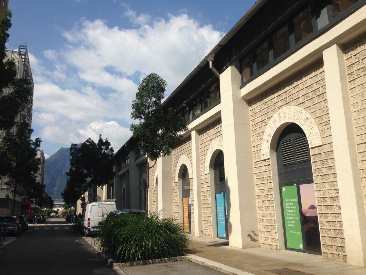 Incubateur Ronalpia à Grenoble