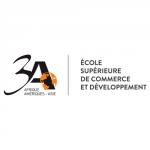 logo escd 3A, partenaire de ronalpia