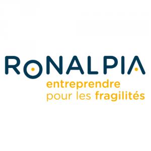 logo ronalpia carré