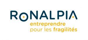 logo Ronalpia avec fond bland