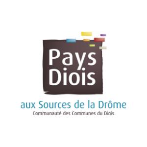 Logo Pays Diois, partenaire de Ronalpia dans la Biovallée