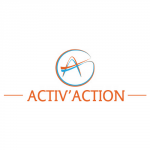 logo activ action, antropia paris