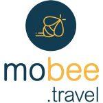 Logo Mobee travel, accompagné par Ronalpia Lyon