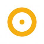 Element graphique Ronalpia O jaune