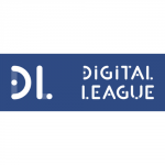 Logo Digital League, partenaire de Ronalpia
