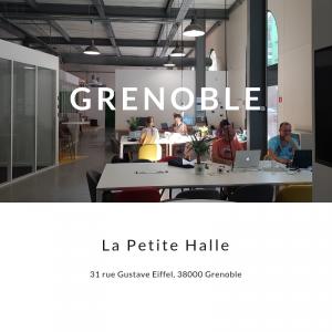 antenne de Ronalpia à Grenoble