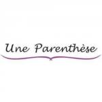 Logo Une Parenthèse, accompagné par Ronalpia