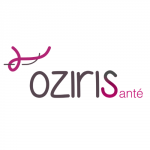 Logo oziris, accompagné par Ronalpia