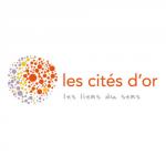 Logo Les Cités d'or, accompagné par Ronalpia