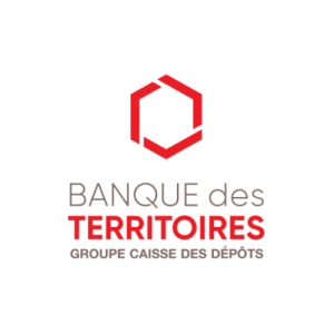Logo Banque des territoires, partenaire de Ronalpia
