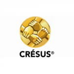 Logo Crésus, accompagné par Ronalpia
