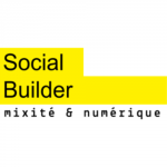 Logo Social Builder, accompagné par Ronalpia