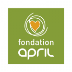 logo fondation April, partenaire de Ronalpia
