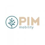 Logo PIM mobility, accompagné par Ronalpia Lyon