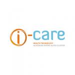 Logo i-care cluster, partenaire de ronalpia