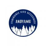 Logo Andyamo, accompagné par Ronalpia Grenoble