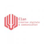Logo Elan, accompagné par Ronalpia Lyon