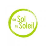 Logo du sol au soleil, accompagné par Ronalpia Lyon