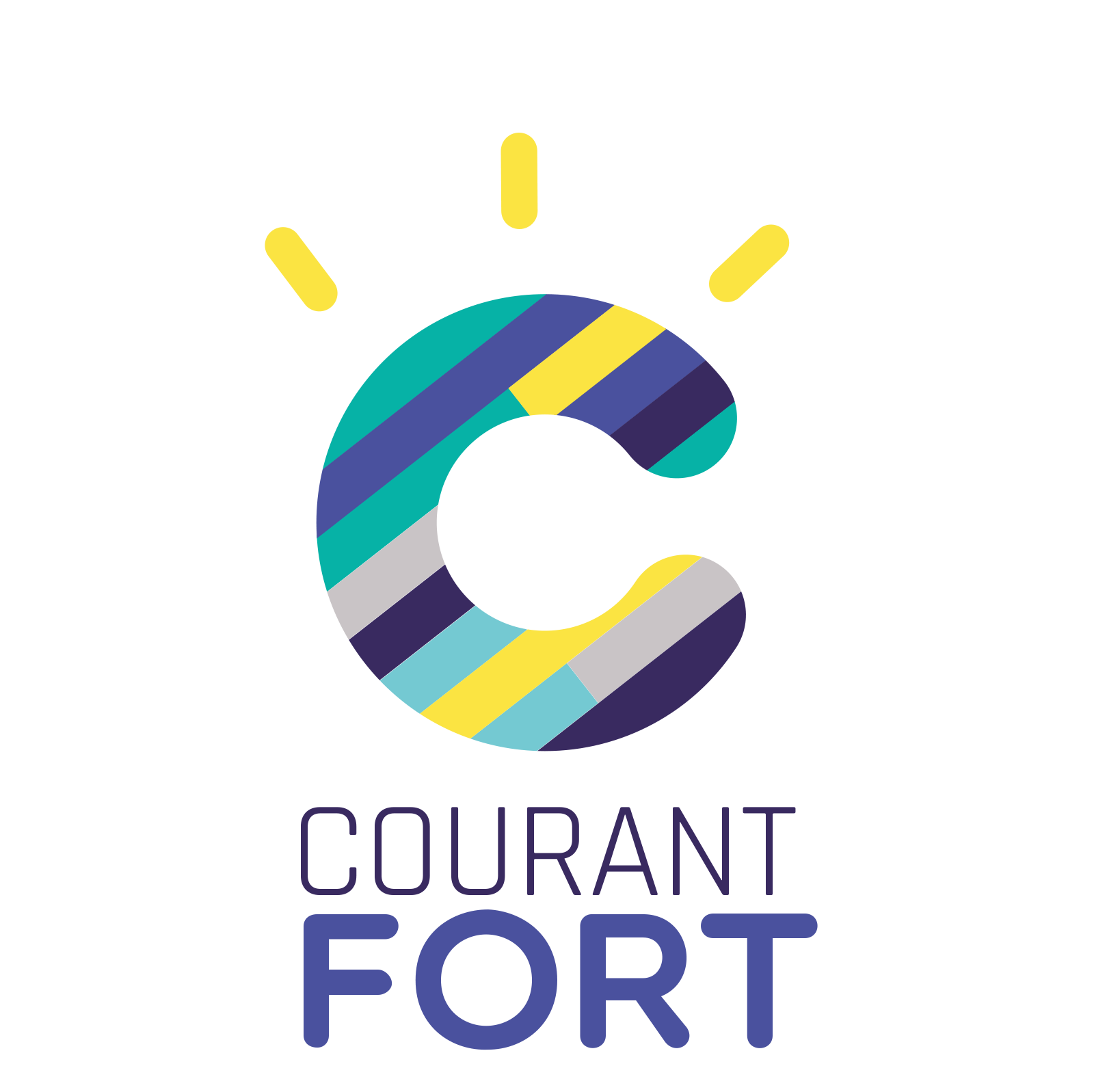 logo COURANT FORT