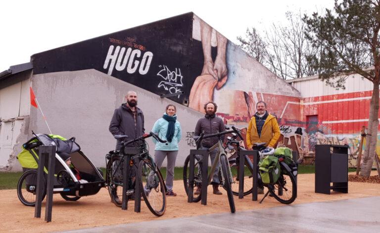 A Saint-Etienne, six participants au programme incubation
