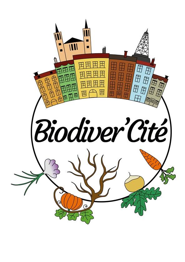 Biodiver_Cité Logo
