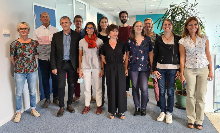 Top départ pour l'incubateur de projets à impact territorial de la Drôme
